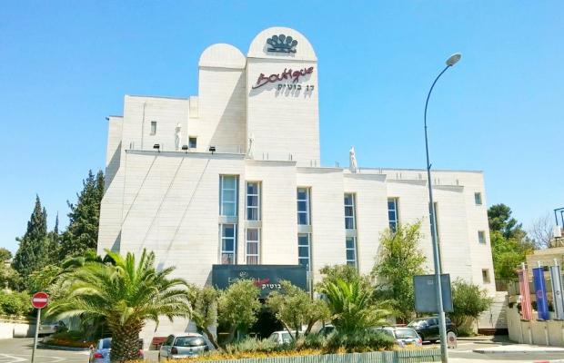 фото отеля Dan Boutique Jerusalem (ex. Ariel) изображение №1