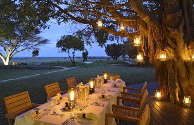 фото отеля and Beyond Kichwa Tembo изображение №33