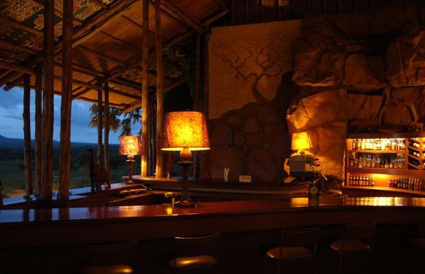 фотографии отеля Kilaguni Serena Safari Lodge изображение №15