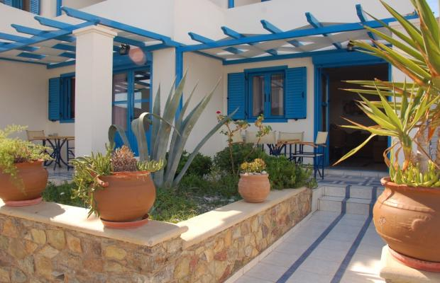 фотографии отеля Livadia Beach Apartments & Studios изображение №11