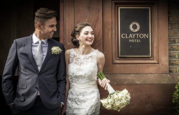 фотографии отеля Clayton Hotel Cork City изображение №7