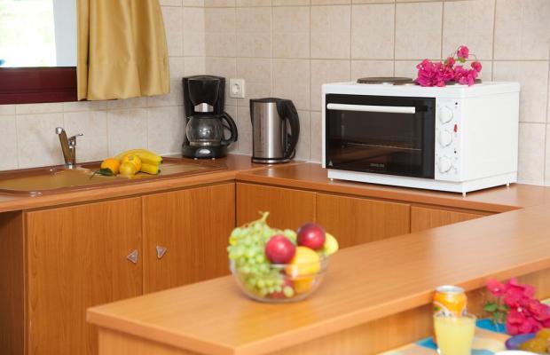 фотографии отеля Ammos Residence изображение №11