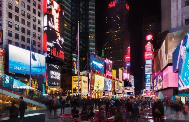фотографии отеля The Gallivant Times Square (ex. Best Western President; TRYP by Wyndham New York Times Square) изображение №3