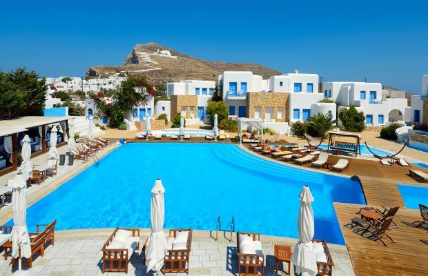 фото отеля Chora Resort Hotel & Spa изображение №1
