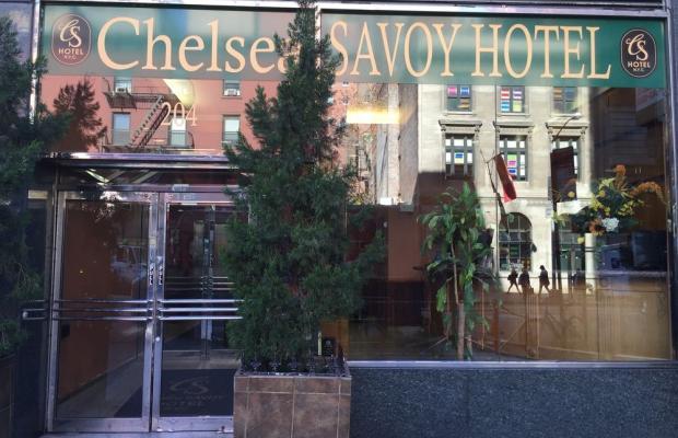 фотографии отеля Chelsea Savoy изображение №7