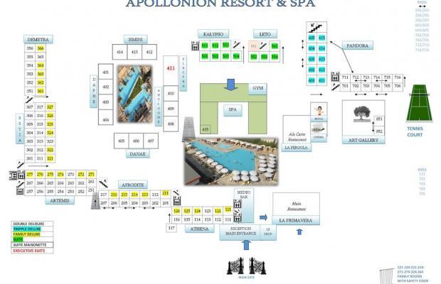 фото Apollonia Resort & Spa изображение №38
