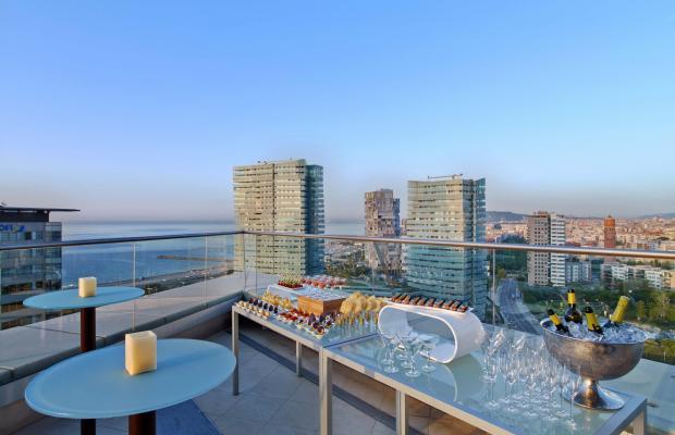 фото отеля Hilton Diagonal Mar Barcelona изображение №81