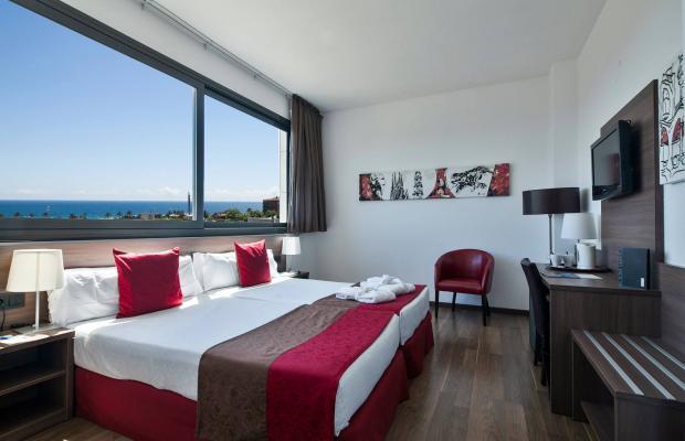 фотографии Hotel 4 Barcelona изображение №40