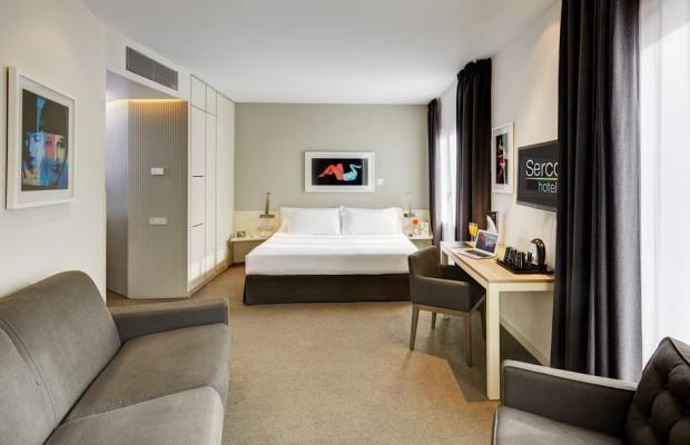 фотографии Sercotel Amister Art Hotel изображение №16