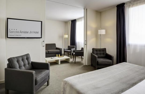 фото Sercotel Amister Art Hotel изображение №6