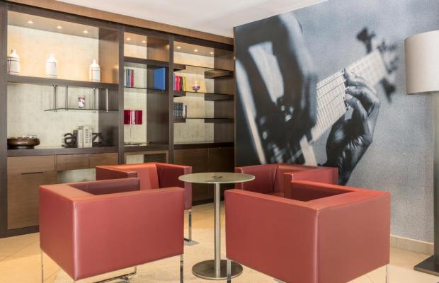 фотографии отеля Ilunion Auditori (ex. Confortel Auditori)  изображение №19