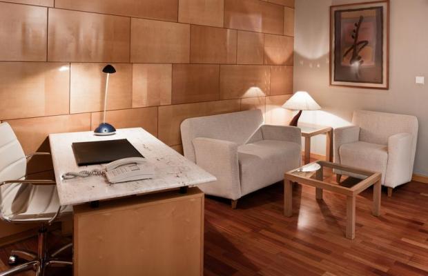 фотографии отеля NH Ciudad Valladolid изображение №11