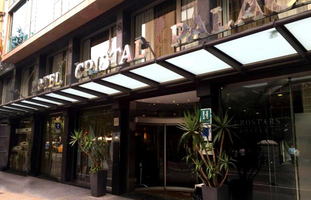 фото отеля Eurostars Cristal Palace изображение №1