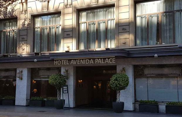 фотографии отеля Hotel Avenida Palace изображение №99