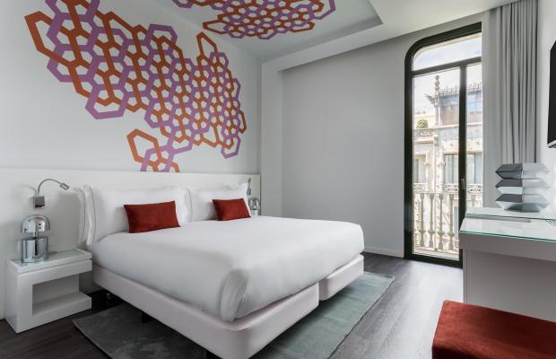 фотографии отеля Room Mate Carla (ex. 987 Barcelona Hotel) изображение №11