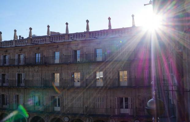 фотографии отеля Petit Palace Las Torres Salamanca изображение №3