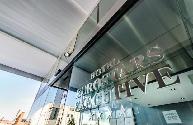 фотографии отеля Eurostars Executive изображение №3