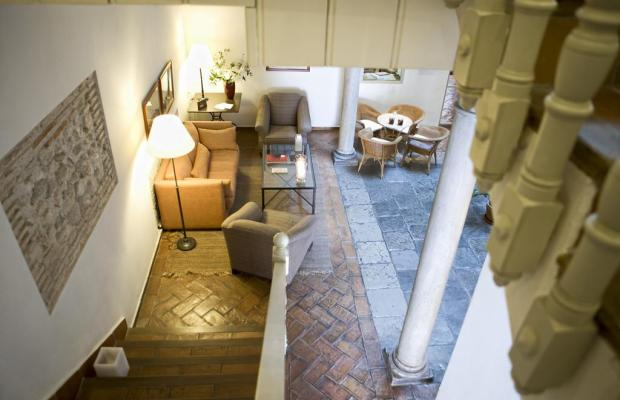 фотографии отеля Palacio de los Navas изображение №23