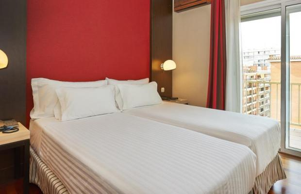 фотографии отеля NH Barcelona Les Corts изображение №27