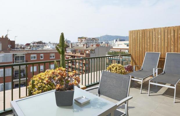 фотографии отеля NH Barcelona Les Corts изображение №23