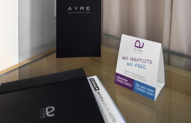 фотографии отеля Ayre Hotel Caspe (ex. Fiesta Hotel Caspe) изображение №3