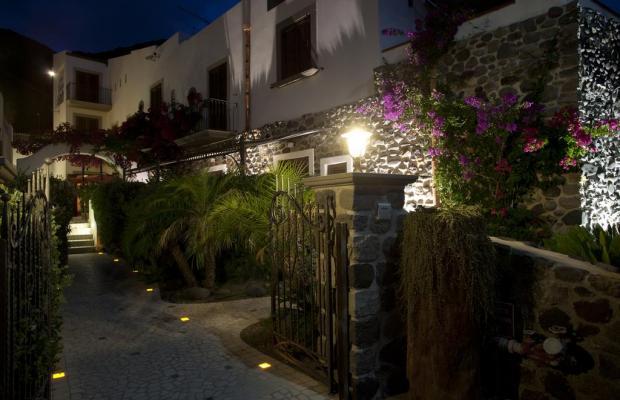 фотографии отеля Hotel Residence Acquacalda изображение №7