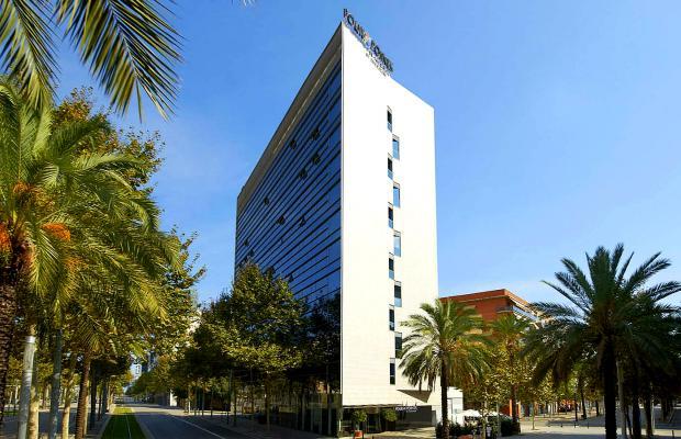 фото отеля Four Points by Sheraton Barcelona Diagonal изображение №1