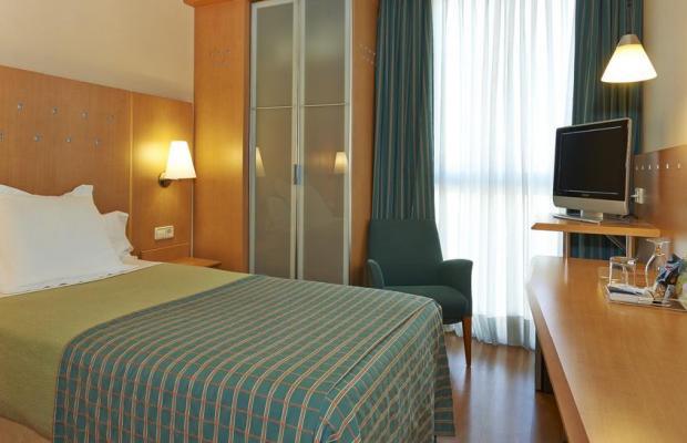 фото отеля NH Porta Barcelona изображение №13