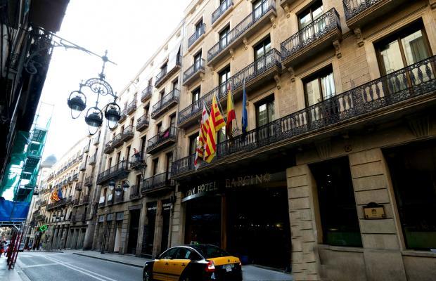 фото Gran Hotel Barcino изображение №2