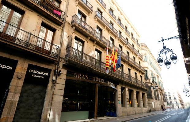 фото отеля Gran Hotel Barcino изображение №1