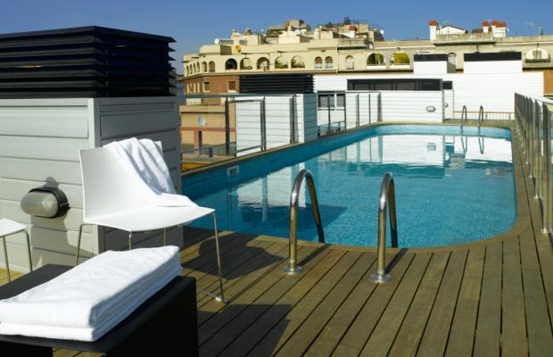 фотографии отеля Aparthotel BCN Montjuic изображение №7