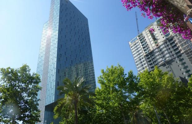 фотографии отеля Melia Barcelona Sky изображение №27