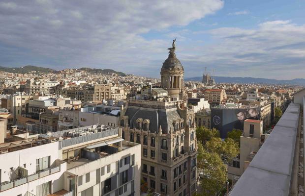 фото отеля NH Collection Barcelona Gran Hotel Calderon (ex. NH Barcelona Calderon) изображение №49