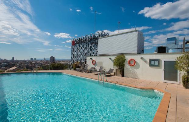 фото отеля NH Collection Barcelona Gran Hotel Calderon (ex. NH Barcelona Calderon) изображение №1