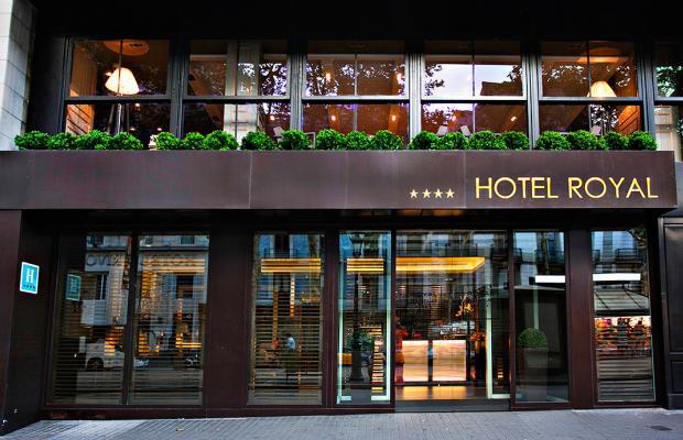 фото отеля Royal Ramblas изображение №1
