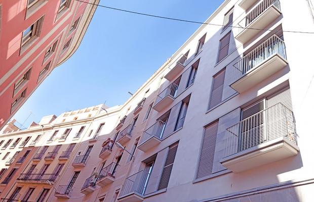 фотографии отеля Catedral Bas Apartments изображение №23