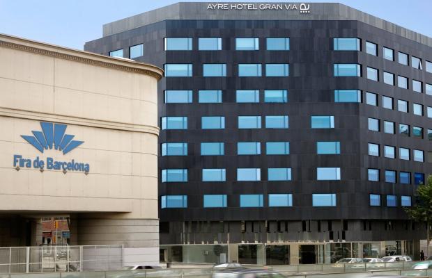 фото отеля Ayre Hotel Gran Via изображение №1