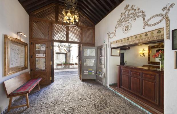 фотографии отеля Parador de Guadalupe изображение №27