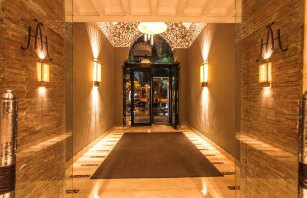 фотографии отеля Hivernage Hotel And Spa изображение №19