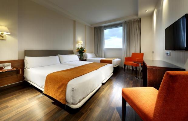 фотографии отеля Hotel Puerta de Burgos изображение №23