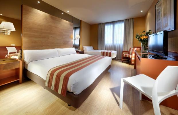 фотографии отеля Hotel Puerta de Burgos изображение №15