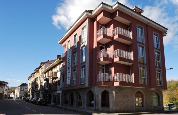 фото отеля Los Acebos Cangas изображение №1