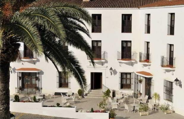 фотографии отеля Parador de Merida изображение №3
