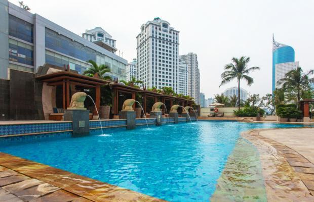 фото отеля InterContinental Jakarta MidPlaza изображение №1