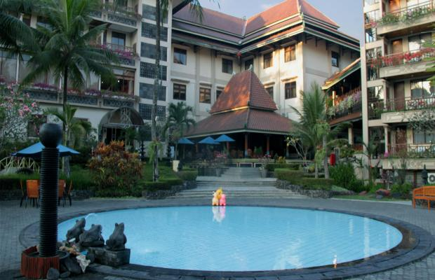 фото The Jayakarta Yogyakarta Hotel & Spa изображение №22