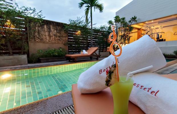 фото отеля Bossotel Inn Bangkok изображение №13