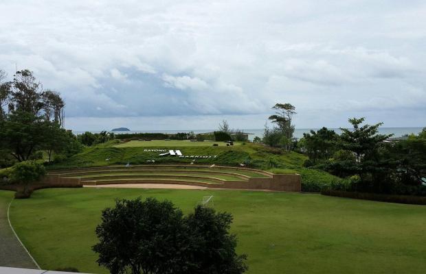 фотографии отеля Rayong Marriott Resort & Spa изображение №3