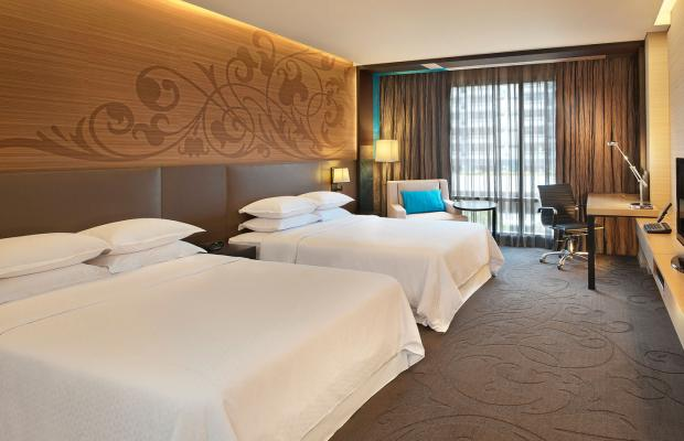 фотографии отеля Four Points By Sheraton Bangkok, Sukhumvit 15 изображение №31