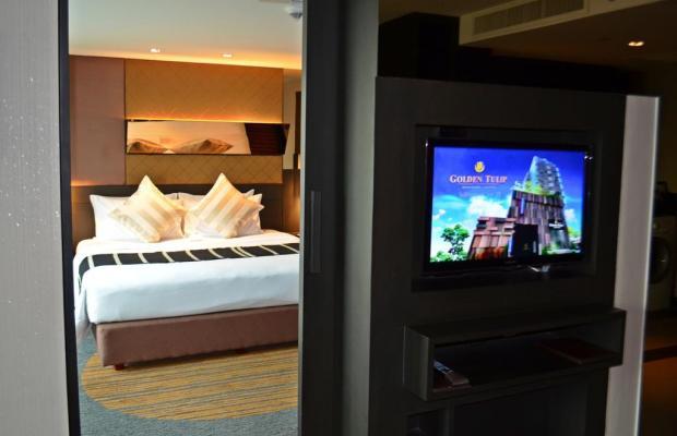 фотографии отеля Golden Tulip Mandison Suites изображение №27