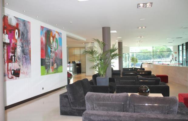 фотографии отеля NH Gijon изображение №11